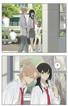 tamen de gushi/ chapter 200 part 1 Good Manga To Read, Read Free Manga, Manhwa Manga, Comic Store, Story Characters, Cute Anime Boy, Manga Sites, Kawaii Anime, Yuri
