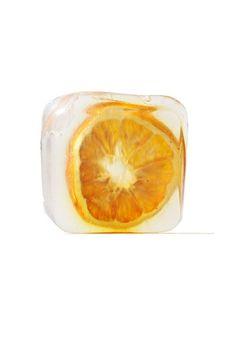 Natural square - fruit