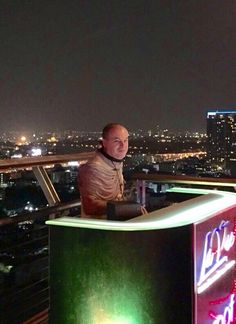 Sky Bar Bangkok, Tours, Live, Fun, Travel, Viajes, Trips, Tourism, Lol
