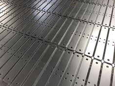 V&F Sheet Metal have been manufacturing sheet metal brackets since the 1980s. Via CNC punching and laser cutting with CNC bending we manuacture a wide range of bespoke mild steel brackets. Types Of Sheet Metal, Fiber Optic Lighting, Shop Doors, Metal Projects, Blinds, Things To Come, Steel, Bending, Laser Cutting
