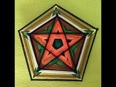 YouTube Gods Eye, Weaving, Videos, Diy, Handmade, Crafts, Magic, Youtube, Wool Yarn