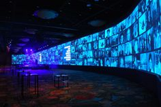 Aristo LED--Facade Lighting , Media Wall , LED Display on Facade of the Building , Billboard, Stages
