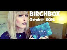 October BIRCHBOX 2016 | MICHELA ismyname ❤️