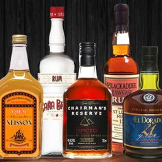 Holiday Gift Guide: Rum