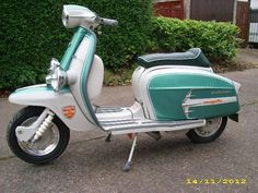 Scooters For Sale 4 Wheelers Printing Jewellery Statement Necklaces Code: 1303727448 Retro Scooter, Lambretta Scooter, Scooter Motorcycle, Vespa Scooters, Kick Scooter, Bike Cart, Motor Scooters, Mini Bike, Sidecar