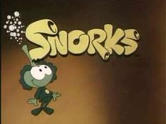 Childhood Memory Keeper: Retro Pop Culture from the 1960s, 1970s and 1980s: Snorks