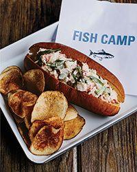 Lobster Salad Sandwiches on Brioche | Food & Wine