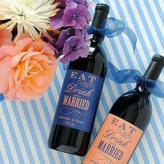 Cheers! ✨ Para os casais amantes do vinho essa é uma ideia super criativa…
