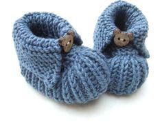 ♥  Babyschühchen ♥ von Fidera auf DaWanda.com