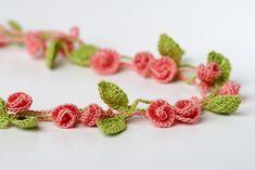 Love Crochet, Beautiful Crochet, Double Crochet, Single Crochet, Knit Crochet, Vintage Crochet, Crochet Motifs, Crochet Flower Patterns, Crochet Flowers