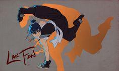 Lan Fan by sittinginclover