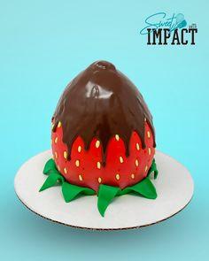 Baking Measurement Conversion, Vanilla Buttercream, Chocolate Covered Strawberries, Chocolate Ganache, Baking Ingredients, How To Make Cake, Cake Designs, Amazing Cakes, Cake Recipes