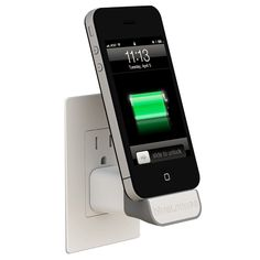 I Phone Charging Dock $20 - use and charge simultaneously - cool!