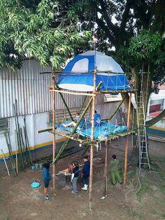 Campamento de prueba
