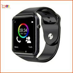 Smartwatch Smart Watch Bluetooth Clock Sync Notifier Camera Support SIM TF Card for Apple iphone Android Phone PK Android Gps, Bluetooth, Camera Watch, Sport Watches, Gifts For Kids, Smart Watch, Consumer Electronics, Sims, Smartwatch