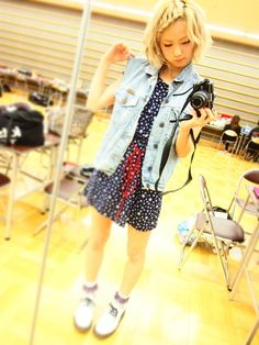 2011-09-06  JEANS BEST ★ WEGO  ONE- PIECE ★ Romantic standerd