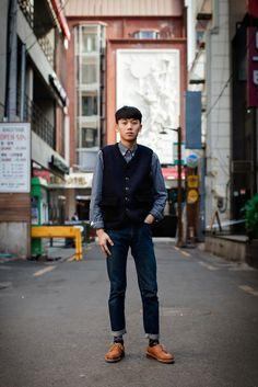 On the street... Donghee Oh Busan ~ echeveau