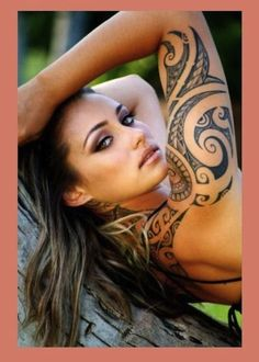 half sleeve tribal tattoos egodesigns