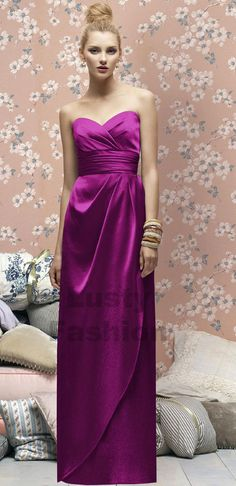PLUM DRESSES   Plum Bridesmaid Dresses Boost Diva Elegance! - LustyFashion