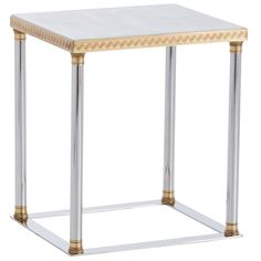 Arteriors Pax Side Table