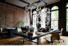 Gothic Office by Lincoln Barbour, via Flickr