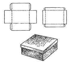 Подарочные коробки из картона - Форум