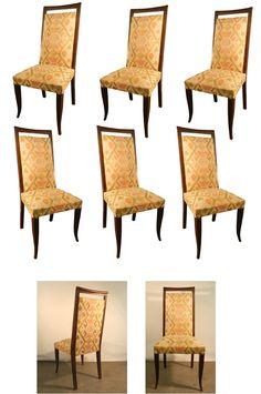 34 meilleures images du tableau Chaises Art Deco | Chaise