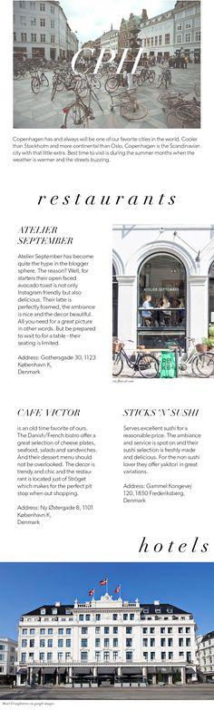 The Journal » CITY GUIDE TO COPENHAGEN
