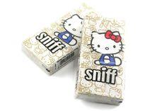 Hello Kitty White Gold - Sniff Tissues