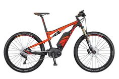 Scott Mountainbikes für 2015: Scott Genius, Scott Spark, Scott Gambler, Scott Voltage