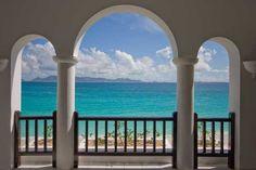 Island of Anguilla, Cap Juluca Resort. Pure tranqulity.