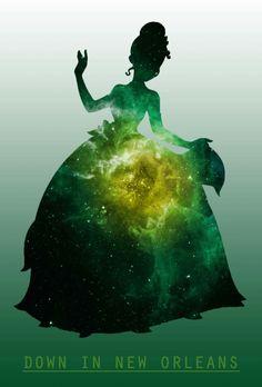 Space princess: