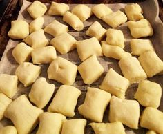 Recipe HOMEMADE POTATO GNOCCHI by Aussie TM5 Thermomixer - Recipe of category Pasta & rice dishes