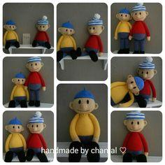 made by home: haakpatroon Buurman en Buurman