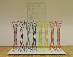 MADE IN RATIO - MATRIX COATSTAND