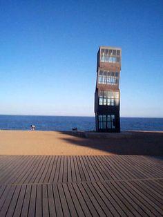 Barcelona Beach!