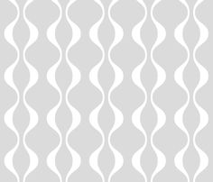Odyssey_Curves_Light fabric by brianparker on Spoonflower - custom fabric