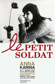 Poster for Le Petit Soldat.