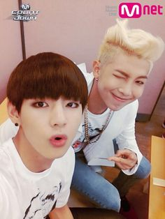 V <3 Rap Monster <3