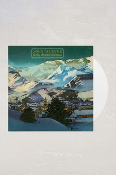 John Denver - Rocky Mountain Christmas LP
