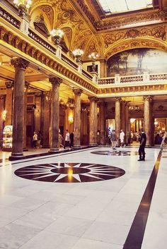 Monte Carlo Casino - Monaco. Impressive building which inspires people to go.
