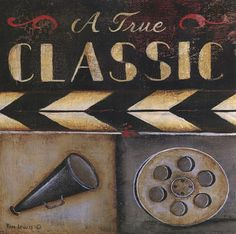 Classic by Kim Lewis art print