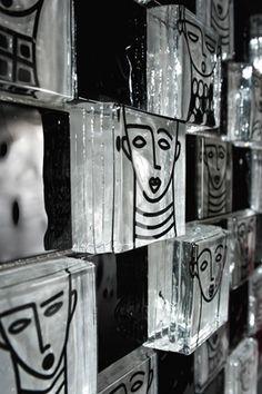 Andretto © Design - Masai - Linea Next - Murano glass