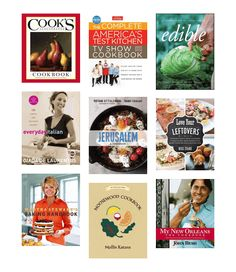 Annie Wanders the Stacks - Cookbooks by AnnieELPL : Sometimes it's hard to get past our new cookbook collection! So many great titles, not enough time, right? Here's a list of some great books that are hiding in our regular cookbook section. Browse through and see what jumps out at you!