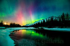 Alaska Colors - Northern Lights