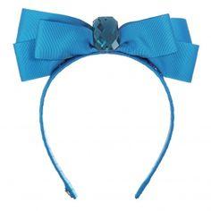 Headband by Sereni & Shentel. Kuching Cat in Methyl Blue. Made in Borneo. Shop here: http://sereniandshentel.com/kuching-cat/848-kuching-cat-methyl-blue.html $45