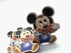 Laser cut wooden tag for decoration Wooden Tags, Boy Christening, Mickey Mouse, Decoration, Disney Characters, Decor, Decorations, Decorating, Baby Christening