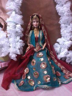 Indian Bride barbie