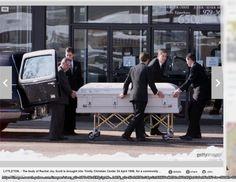 Rachel Scott funeral.