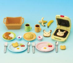 Buy Breakfast Set online, - Sylvanian Families